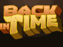 Back in Time
