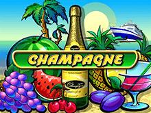 Шампанское игровой аппарат в онлайн казино Вулкан