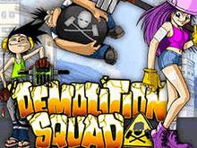 Бесплатный игровой автомат Отряд Разрушителей в онлайне