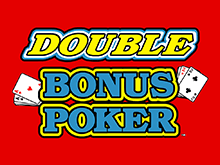 Double Double Bonus Poker в Вулкане онлайн