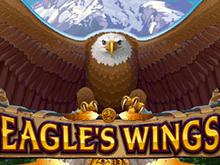 Игровой аппарат Крылья Орла в азартном клубе Вулкан