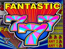 Играйте в Fantastic Sevens на деньги онлайн