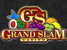 Большой Шлем игровой аппарат в онлайн казино Вулкан