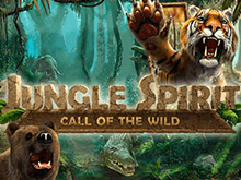 Jungle Spirit: Call Of The Wild в Вулкане